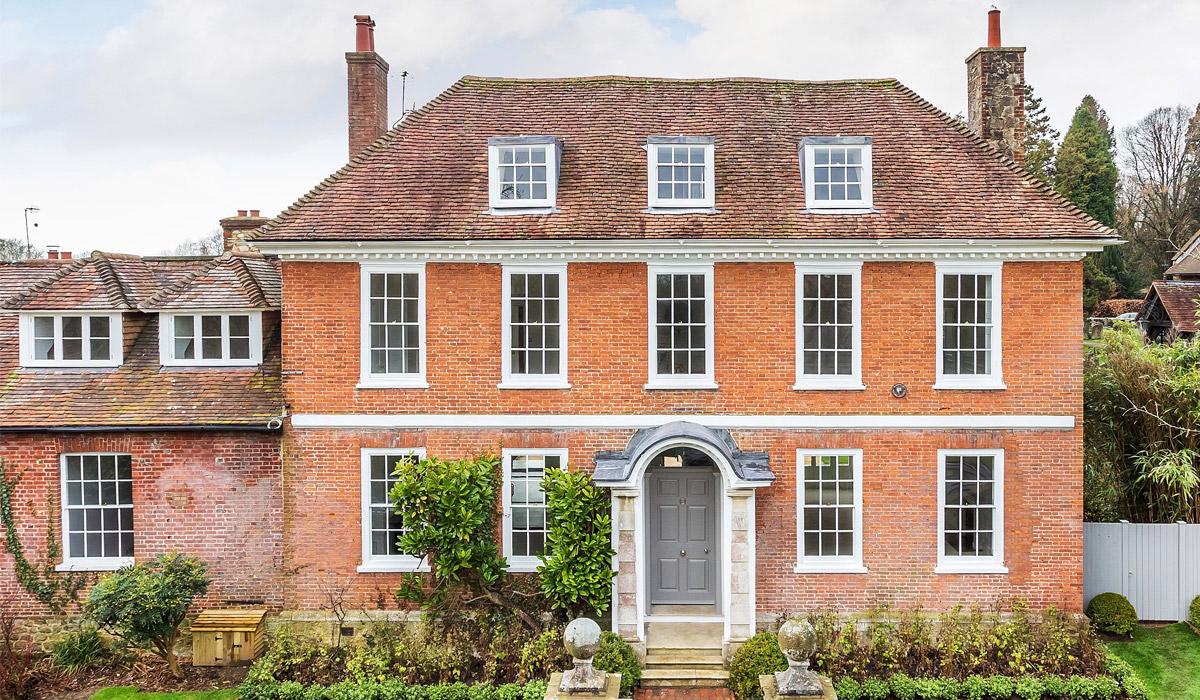 Important Grade II* Listed Property Development Surrey, stunning redevelopment