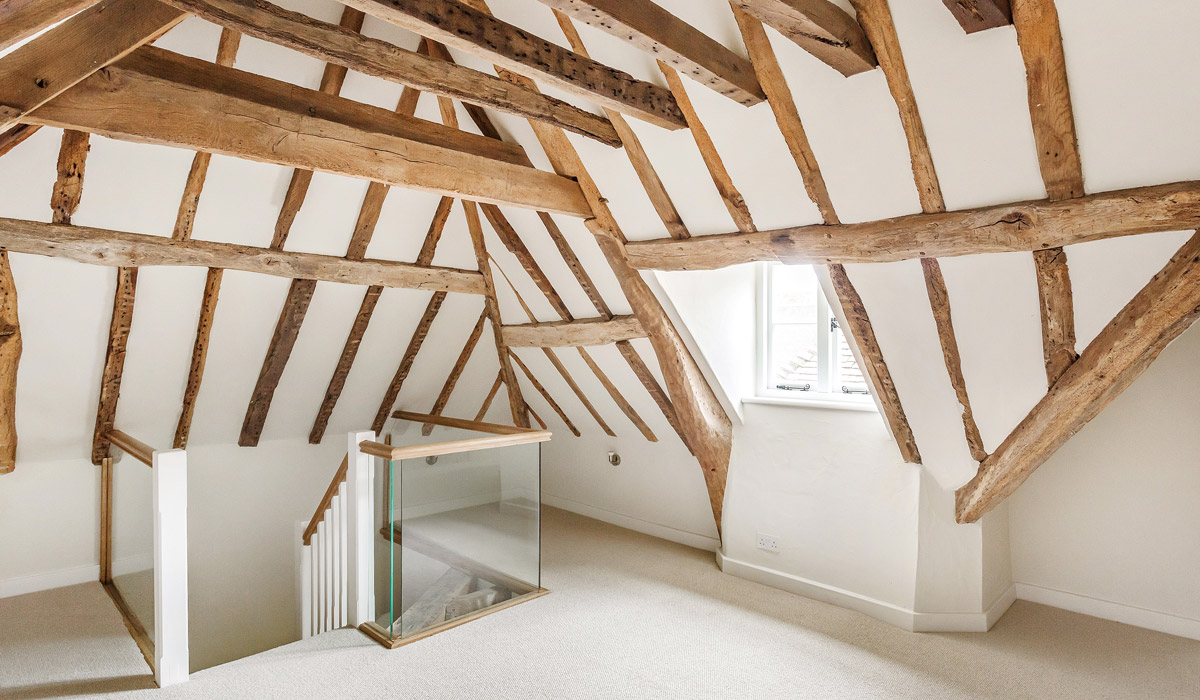 Important Grade II* Listed Property Development Surrey, renovation and restorations