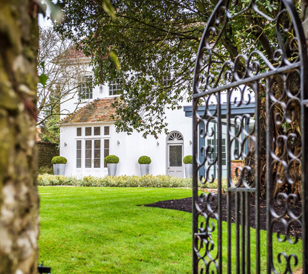 Designed for living, luxury property renovation, Sussex and Surrey